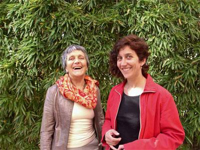 Équipe: Catherine Froidevaux et Carole-lyne Klay