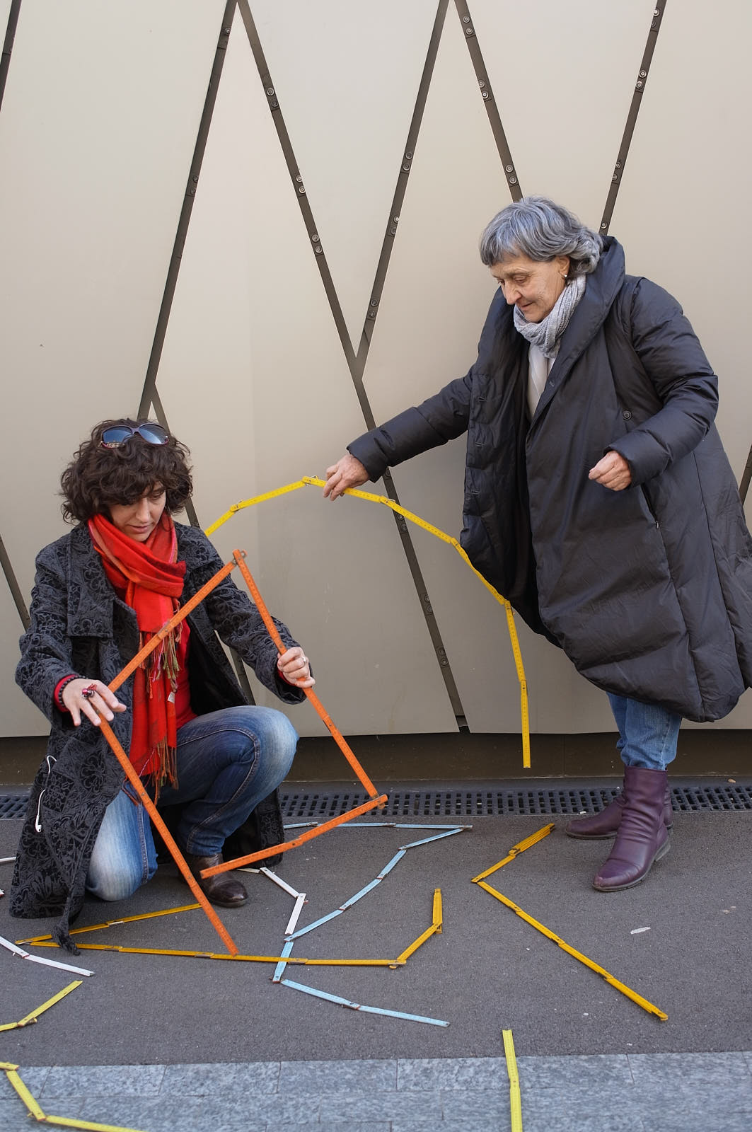 Carole-lyne Klay et Catherine Froidevaux