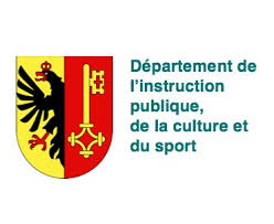 Logo département de l'instruction publique, de la culture et du sport (DIP)