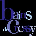 Logo bains de cressy