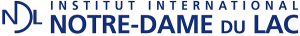 Logo Institut international Notre dame du lac