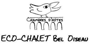 Logo eco-chalet Bel Oiseau