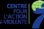 Logo Centre pour l'action non violente