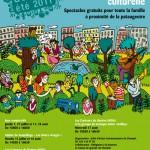 Animation ateliers Jeux Coopératifs pour l'Unités d'action communautaire (UAC), Service sociale ville de Genèveà Champel au Parc Bertrand