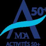 Logo MDA-ACTIVITÉS 50+