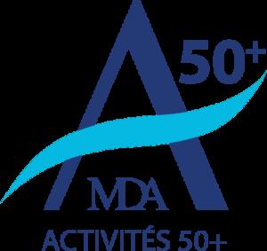 Logo MDA Activités 50+