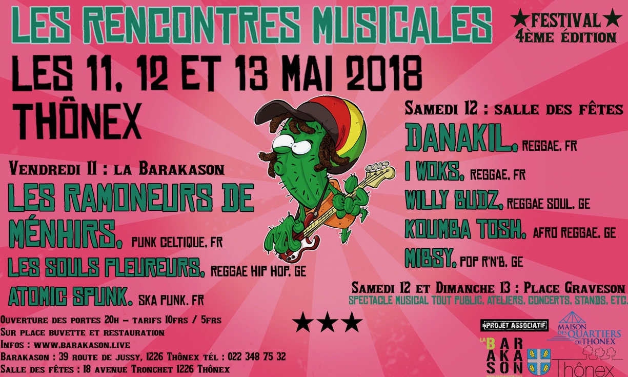 Festival LES RENCONTRES MUSICALES