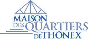 Logo maison de quartier de Thônex