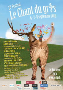 Visuel Le Chant du Gros 2018