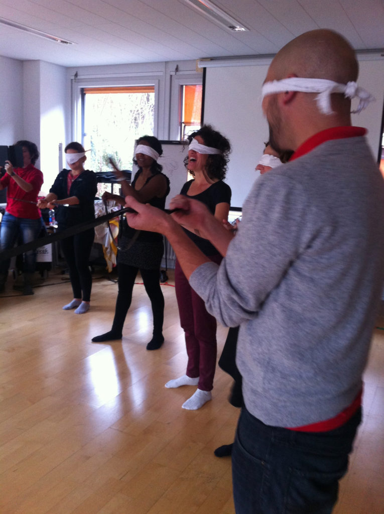 team-building-cohesion-dequipe- Jeux Coopératifs