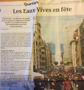 Article «Ô VIVES À VOUS! 2019»