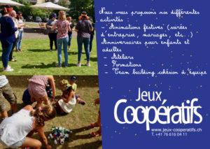 Visuel Jeux Coopératifs @Isa Meunier-Fleury