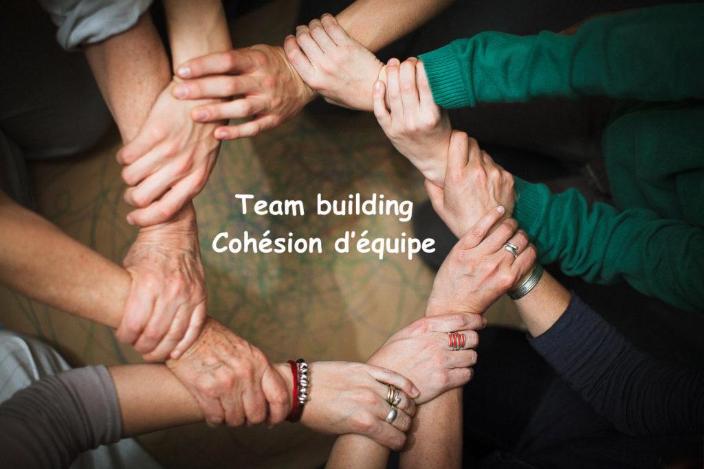 Tarifs de nos Team building cohésion d'équipe Jeux Coopératifs
