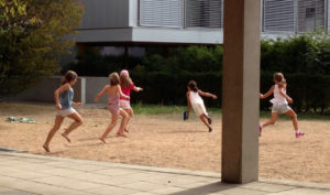Anniversaires enfants Jeux Coopératifs