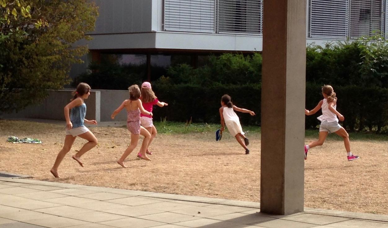 Anniversaire enfants Jeux Coopératifs