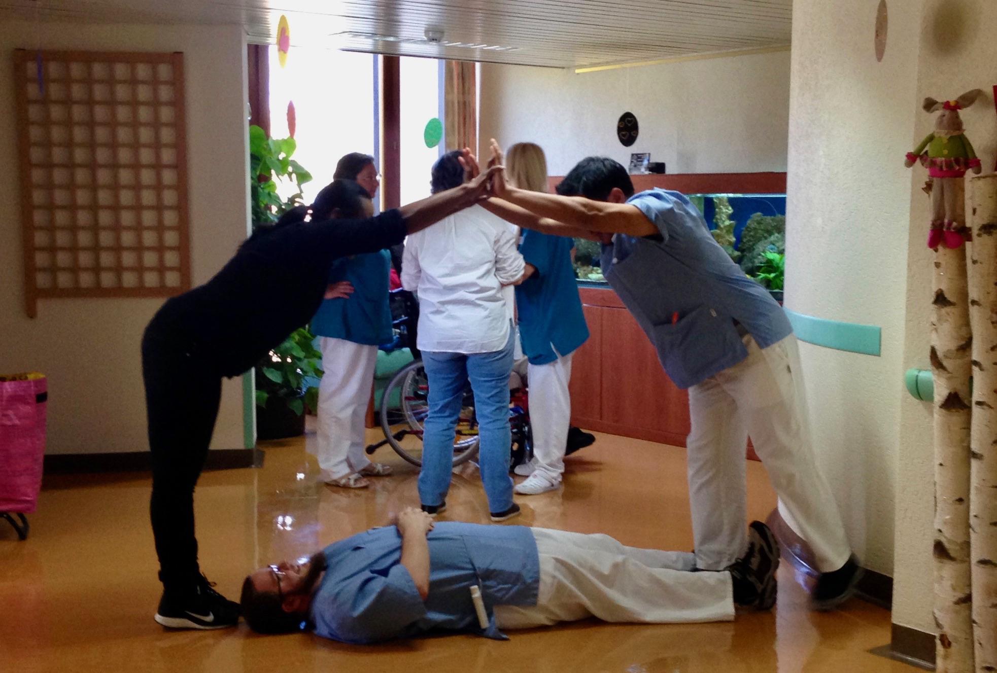 Team building (cohésion d'équipe) Jeux Coopératifs